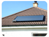 solar heating panels